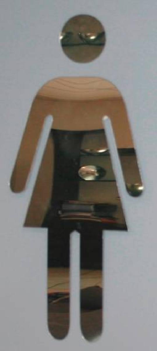 stickglass femme 34x44 -