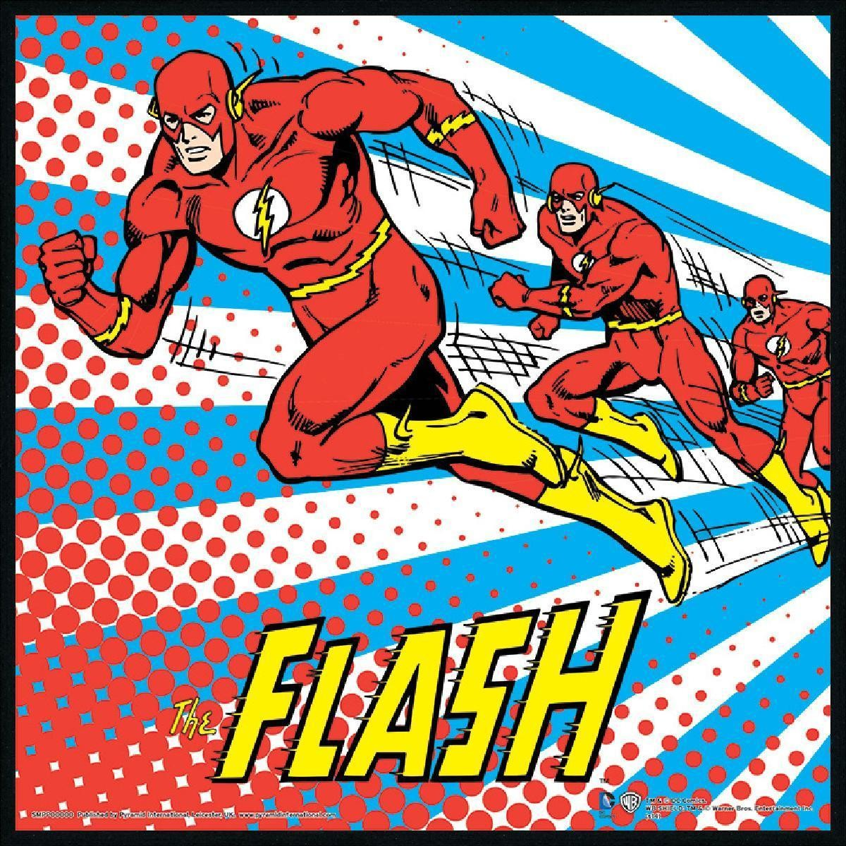 flash comics -