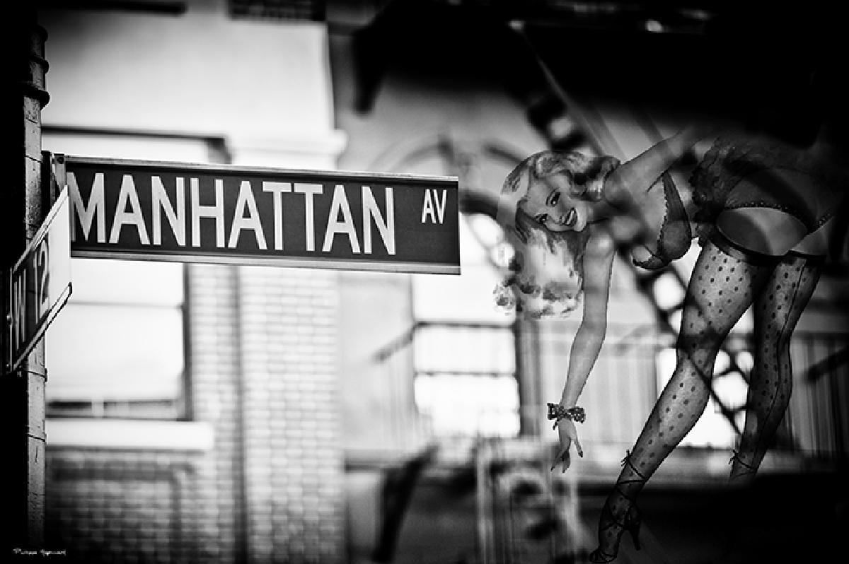 PH SILHOUETTE MANHATTAN -