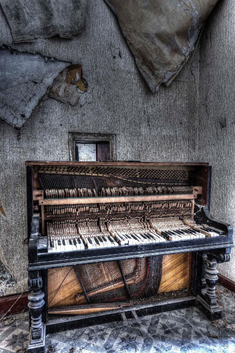 piano lesson -