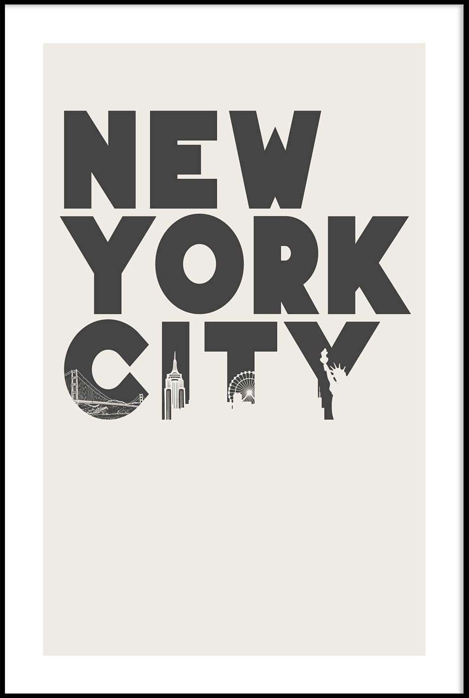 nyc grey -