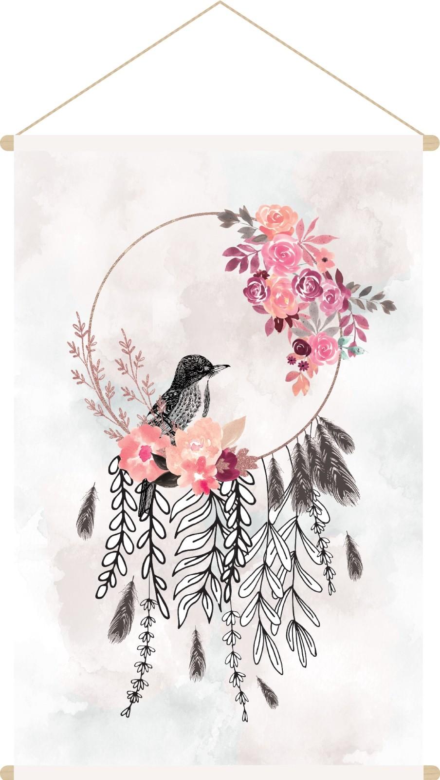 boheme fleurs -