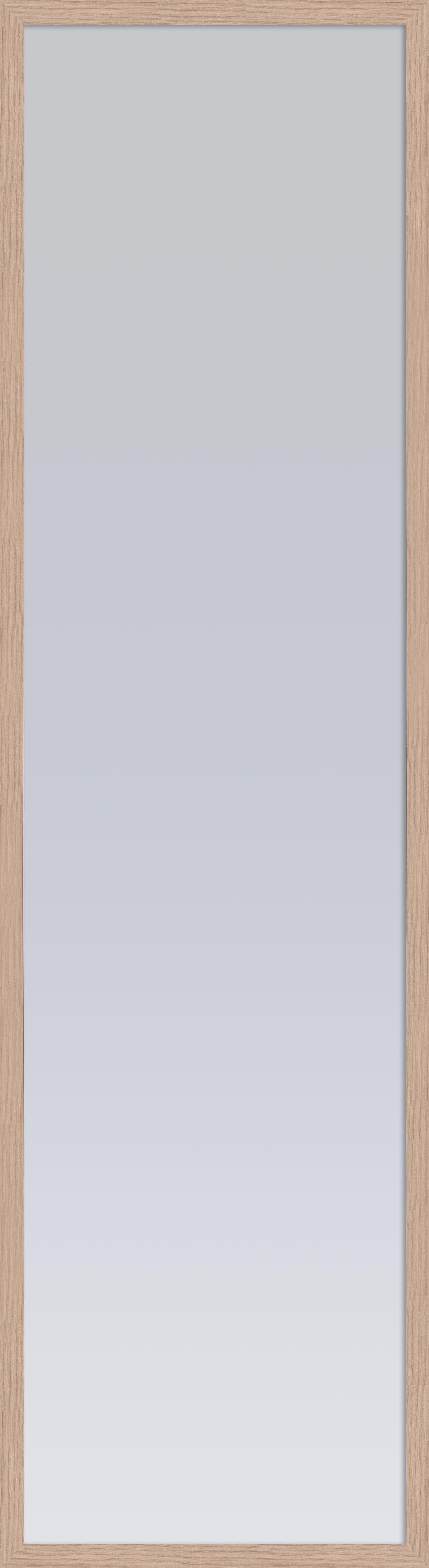 Miroir encadré Cubo 30X120  -