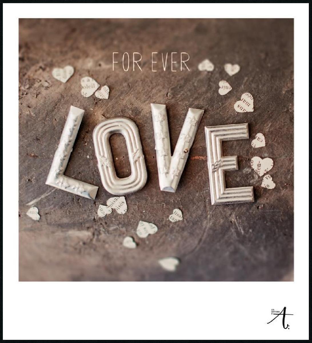 HA LOVE FOREVER