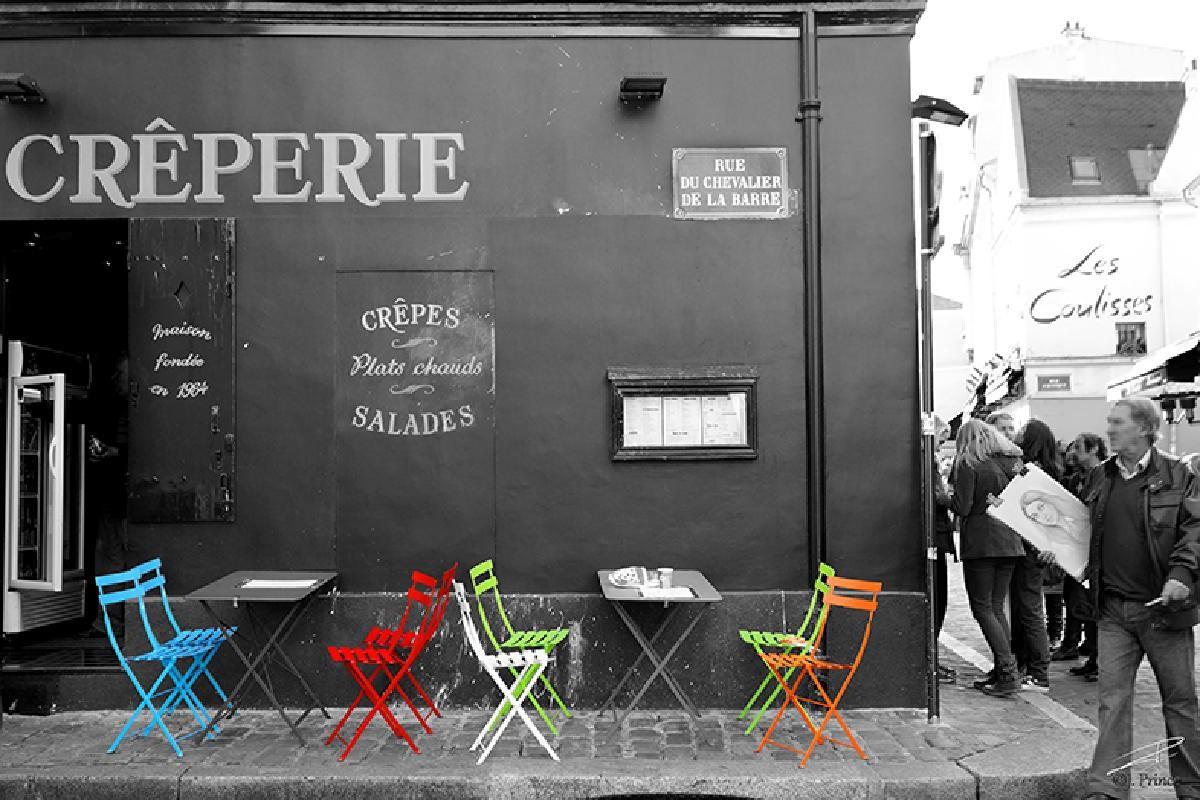 JP PARIS CREPERIE