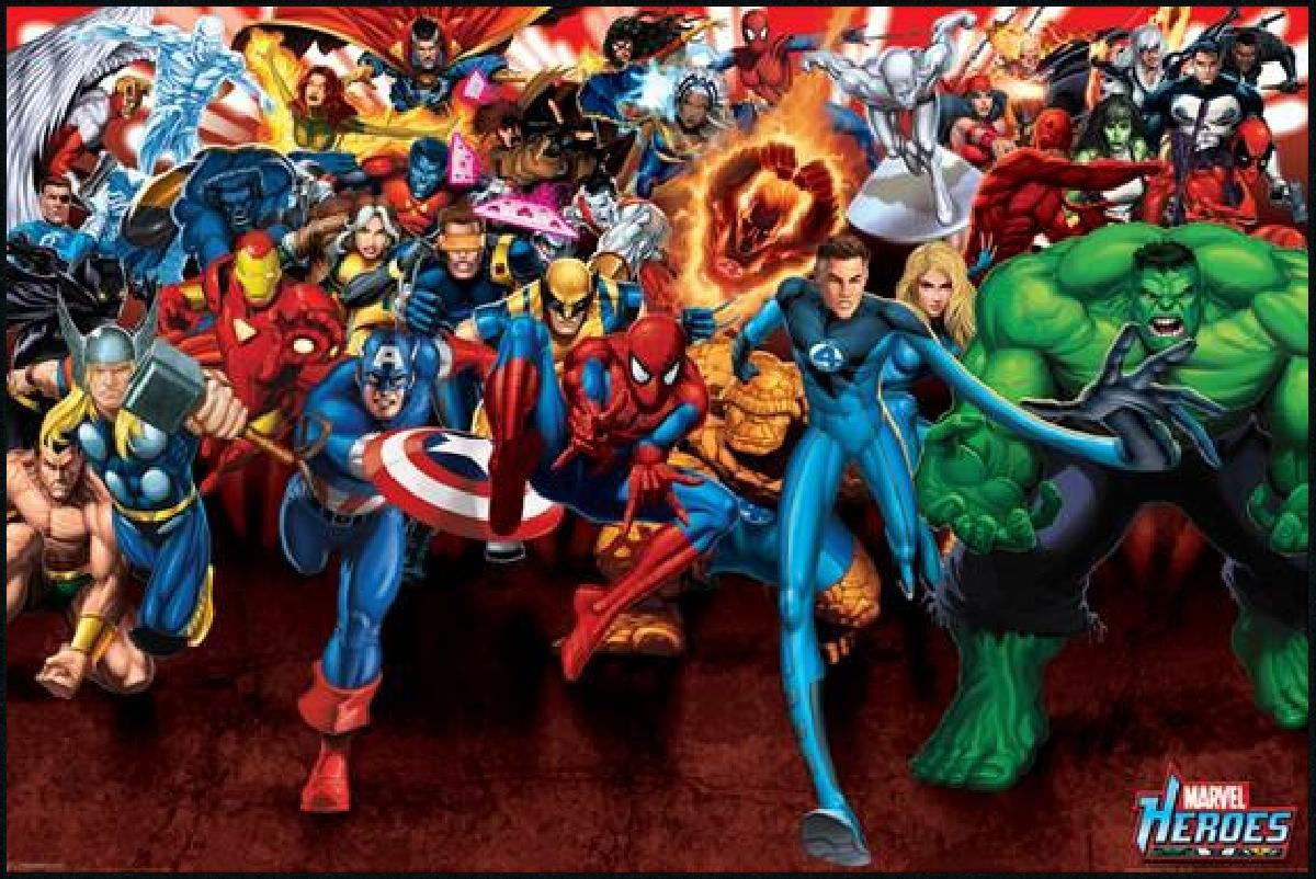 marvel heroes attack