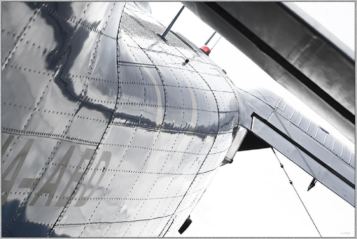 tableau avion fuselage