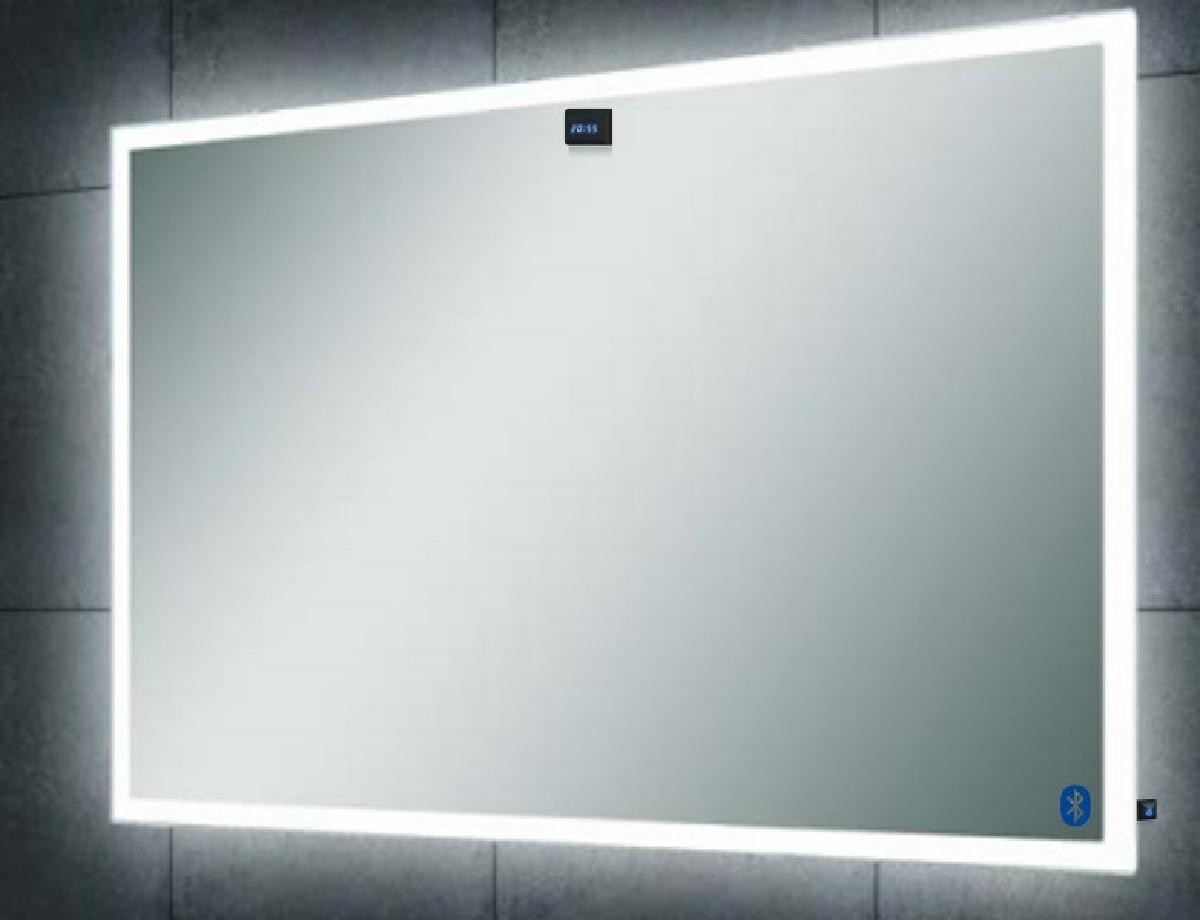 miroir leds rectangle 60x90x4.3 cm