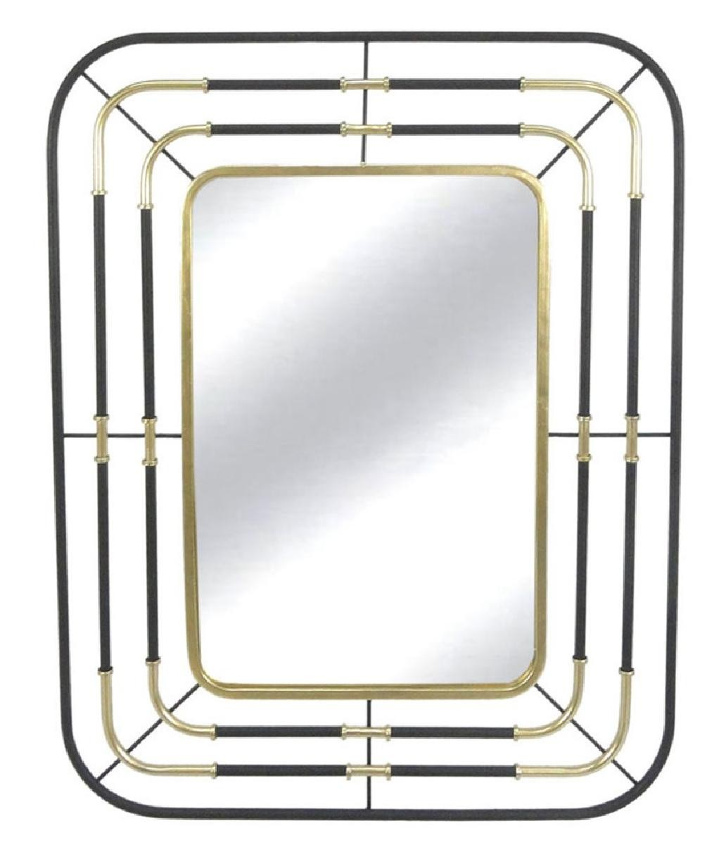 miroir metal tubo 56x71,5x1,5 cm