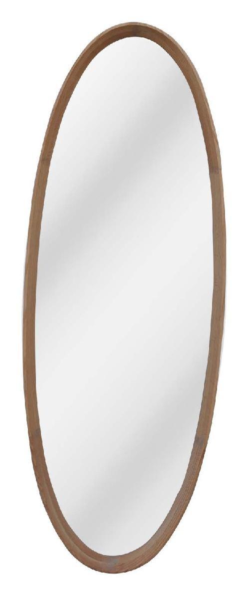 miroir bois atyla 40x100x 5,8 cm