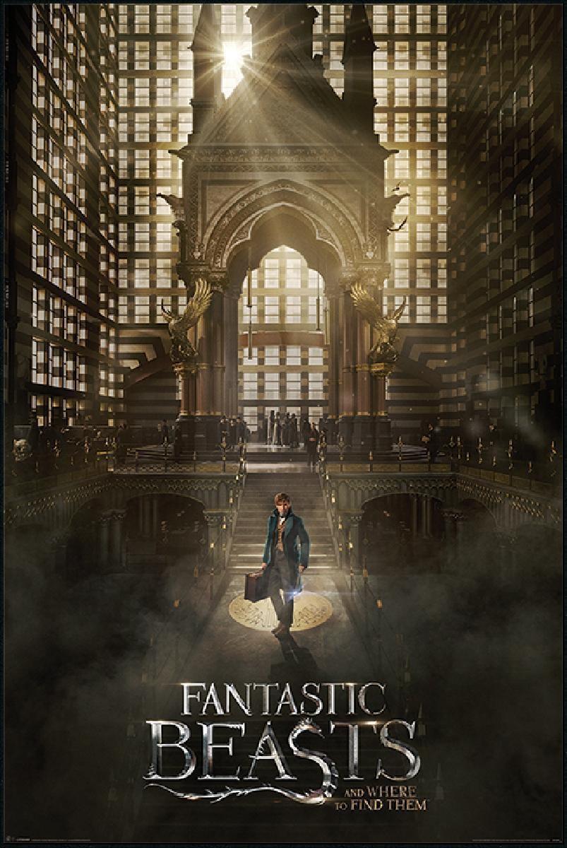fantastic beasts teaser