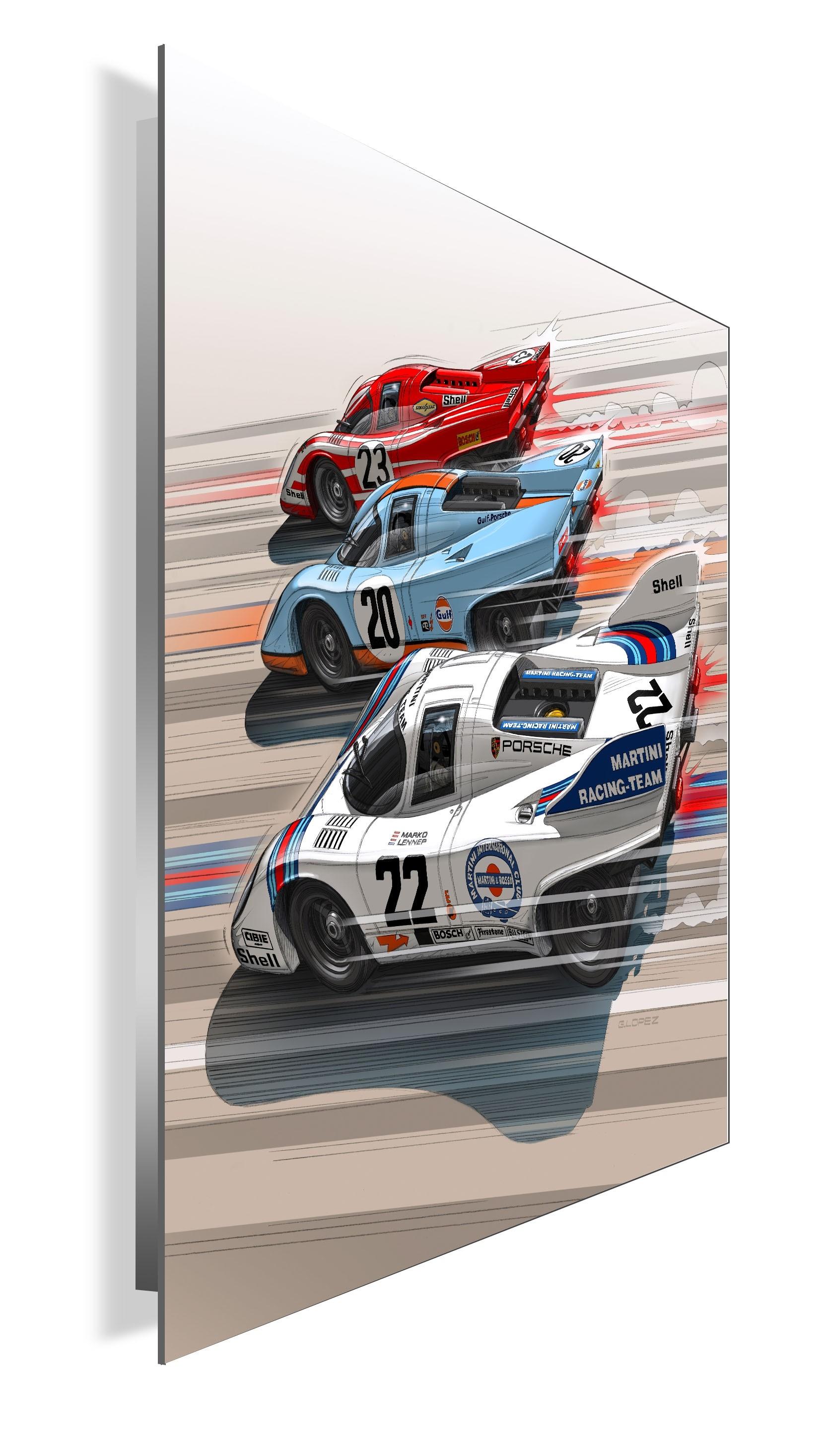 Edition limitée 917 TRIO