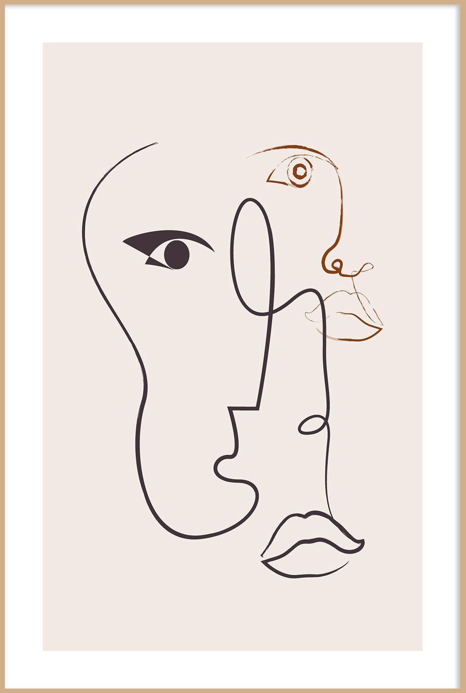 formes visages