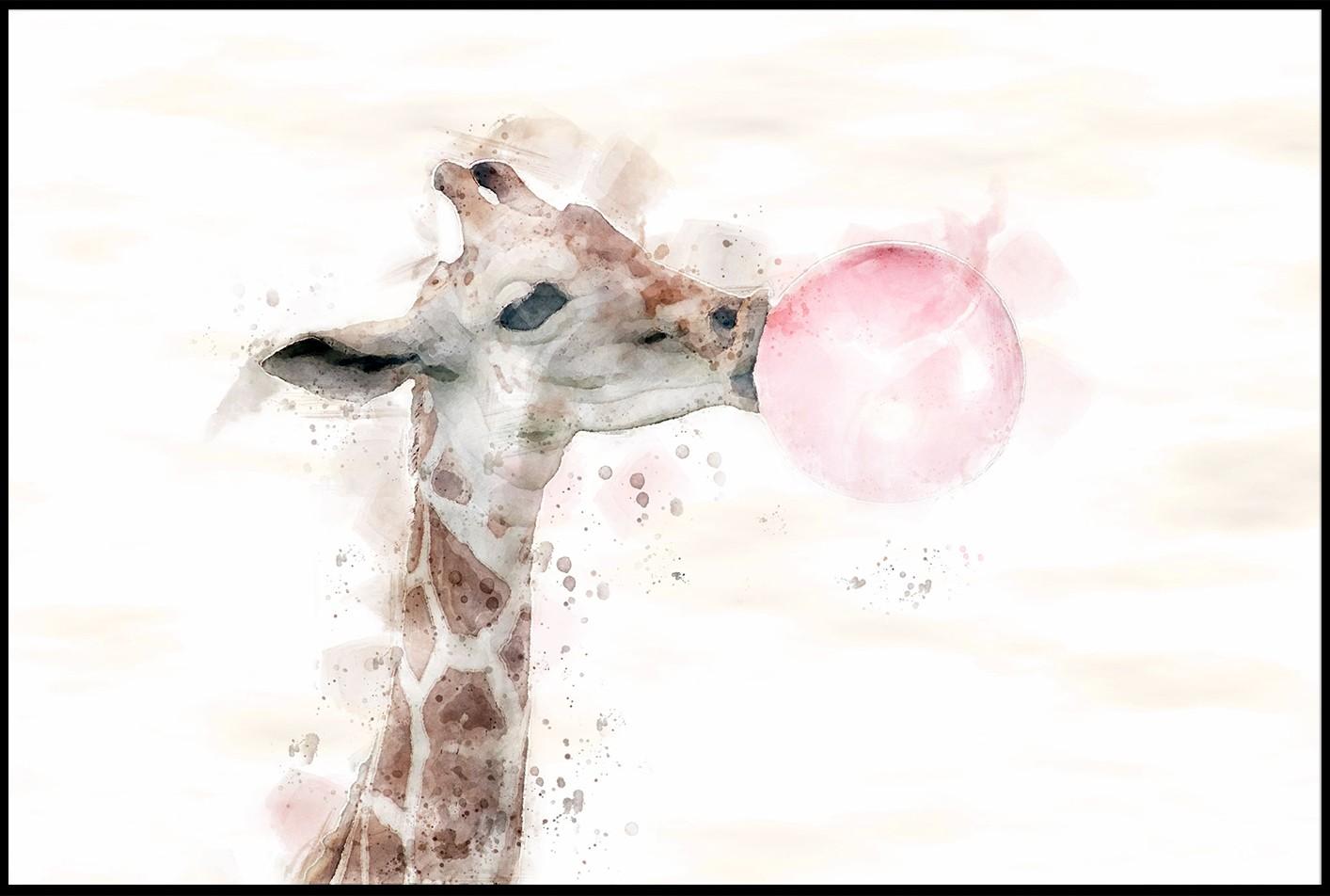 girafe aqua
