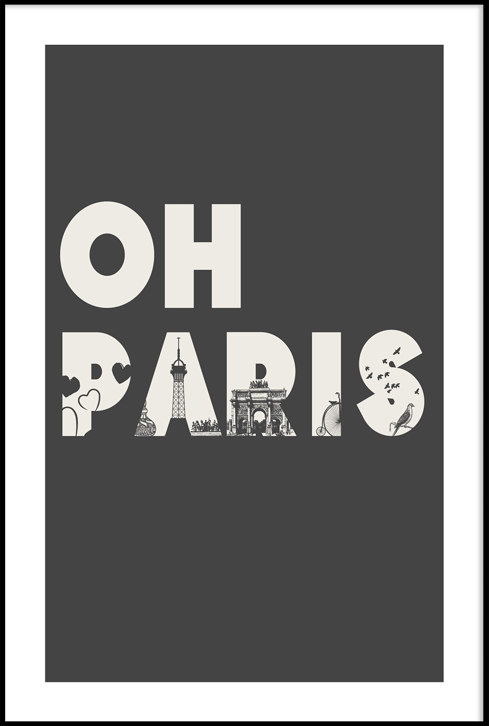 ho paris grey