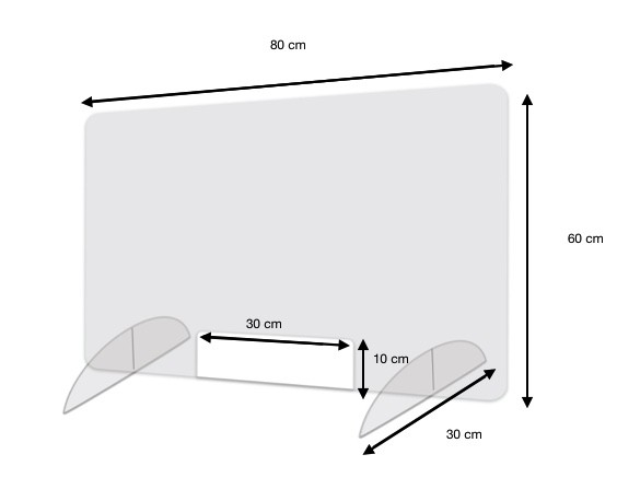 Protection Plexiglass