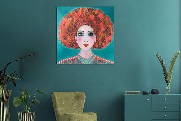 Tableau décoration : changez votre intérieur en 2021 | CM CREATION