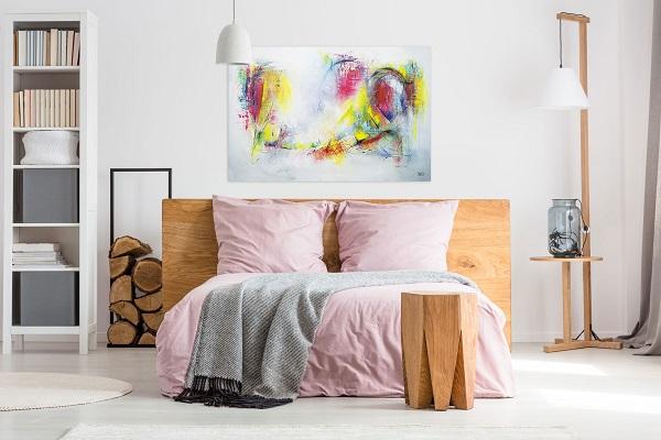 Idée déco chambre : habillez les murs de votre chambre   CM CREATION