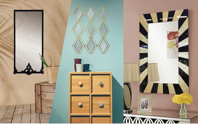 Miroir Design et moderne : les miroirs déco CM Création
