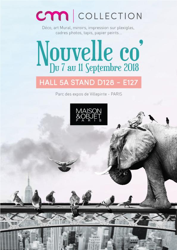 Salon Maison & Objet - Septembre 2018